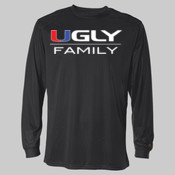 Ugly Family - B-Dry Core Long Sleeve T-Shirt