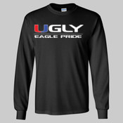 Ugly Eagle Pride - Long Sleeve T-Shirt