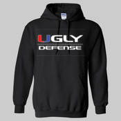 Ugly Defense - Heavy Blend™ Hooded Sweatshirt