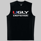 Ugly Defense - Sleeveless B-Dry Tee