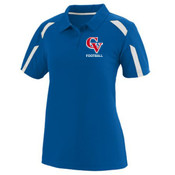 'CV' Ladies Polo