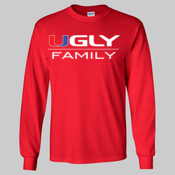 Ugly Family - Long Sleeve T-Shirt