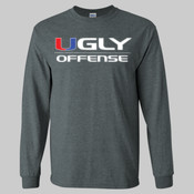 Ugly Offense - Long Sleeve T-Shirt