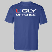 Ugly Offense - B-Dry Core T-Shirt with Sport Shoulders