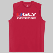 Ugly Offense - Sleeveless B-Dry Tee